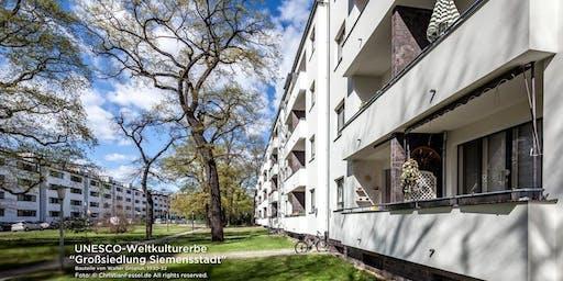 """Führung: """"Wohnen im Weltkulturerbe - Berliner Moderne"""""""