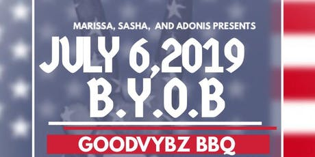 GOODVYBZ BBQ tickets