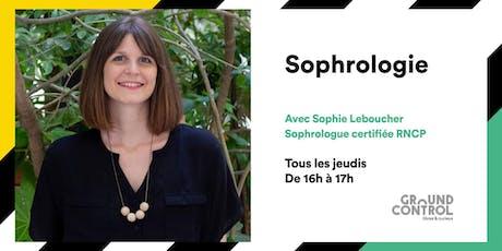 Sophrologie - Séances collectives - Paris 12ème billets