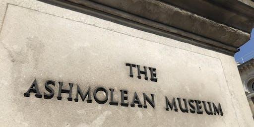 Uncomfortable Ashmolean - Museum Tour