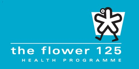Flower 125 Health Programme Training tickets