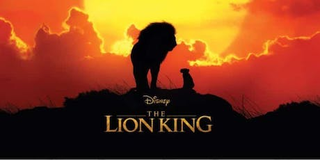 Fundraiser - The new 'Lion King' movie tickets