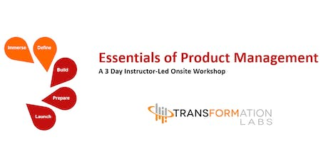 Essentials of Product Management tickets