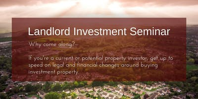 Landlord and Investment Forum