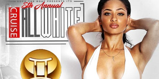 ALL WHITE GEMINI CRUISE !!! #IbBeatz