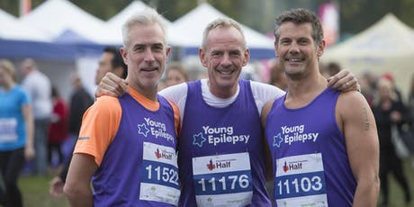 Royal Parks Half 2019 for Young Epilepsy tickets