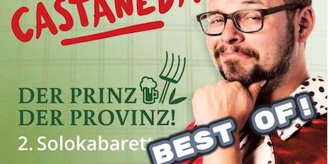 Gabriel Castañeda's BEST OF! Tickets