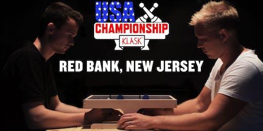 KLASK US Championship Tour – New Jersey