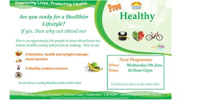 Steps to Health - Healthy Lifestyle course