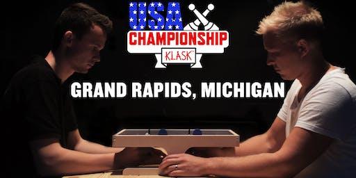 KLASK US Championship Tour – Michigan