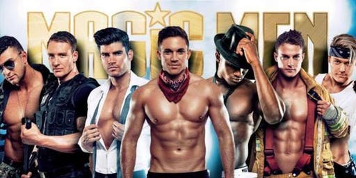 Magic Men Sydney - Saturday 22nd June