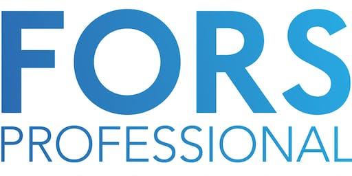 FORS Professional Van Smart - Cambridge