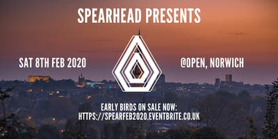 Spearhead Presents