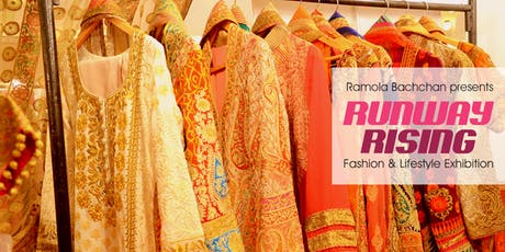 Runway Rising - Fashion & Lifestyle Exhibition by Ramola Bachchan tickets
