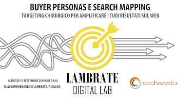 Personas e Search Mapping: targeting chirurgico per amplificare i risultati