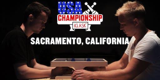 KLASK US Championship Tour – California