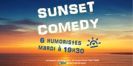 SUNSET COMEDY tickets