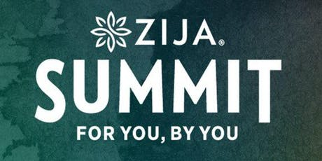 Zija Summit 2019 tickets