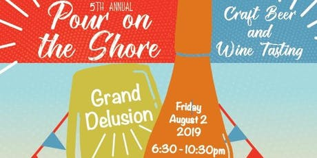 Pour on the Shore 2019 tickets