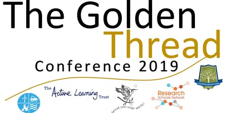 The Golden Thread Conference 2019 tickets