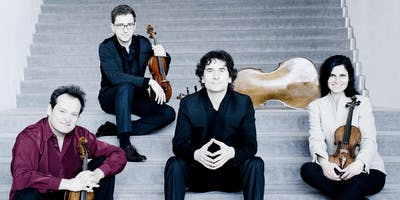 Belcea Quartet playing Beethoven op.131 Haydn op.33/5 at Willards Barn