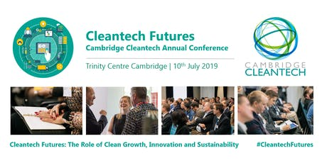 Futures 2019: The role of Clean Growth, Innovation and Sustainability tickets