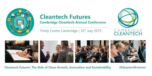 Futures 2019: The role of Clean Growth, Innovation and Sustainability