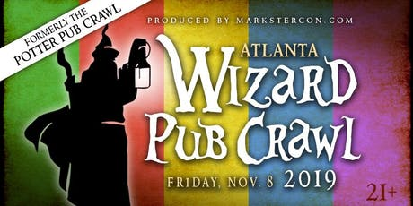 Wizard Pub Crawl (Atlanta, GA) tickets