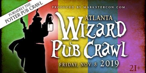 Wizard Pub Crawl (Atlanta, GA)