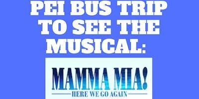 PEI Bus Trip to Mama Mia!
