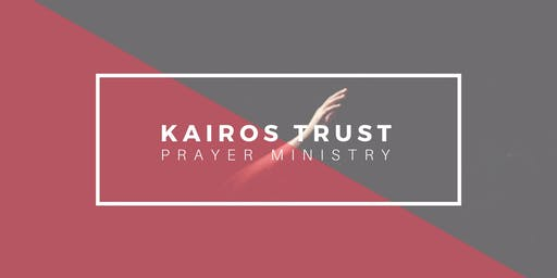 Prayer Ministry Course with Kairos Trust & Crown Jesus Ministries