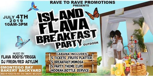 Island Flava Breakfast Party