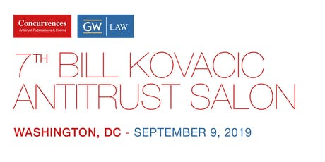 7th Bill Kovacic Antitrust Salon tickets