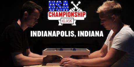 KLASK US Championship Tour – Indiana tickets