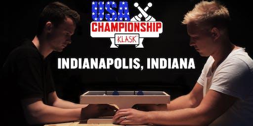 KLASK US Championship Tour – Indiana