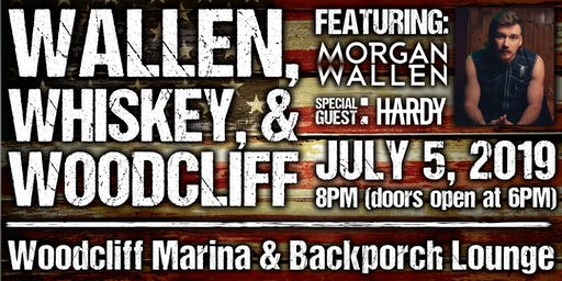 Wallen, Whiskey & Woodcliff
