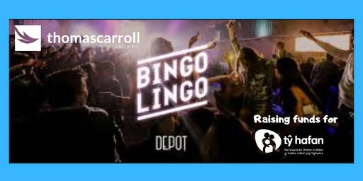 Bingo Lingo Takeover for Ty Hafan #BINGOTAKEOVER #ComeForACwtch