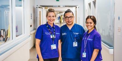West Middlesex University Hospital Volunteer Recruitment Event