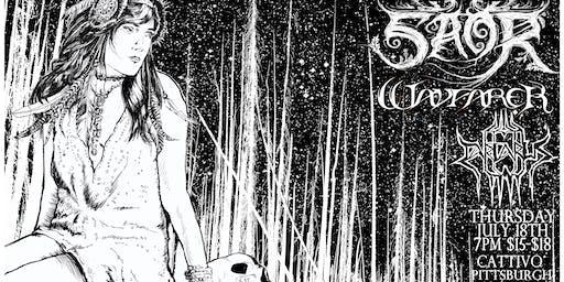 July 18, 2019 - Saor, Wayfarer, and Tartarus