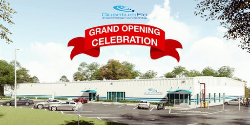 QuantumFlo Grand Opening Celebration