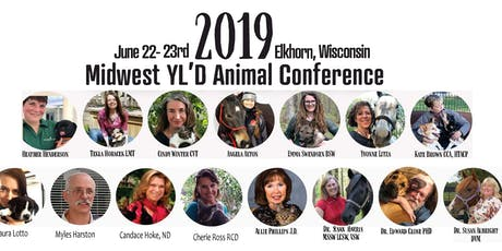 Midwest 2019 YL'd Animal Conference tickets