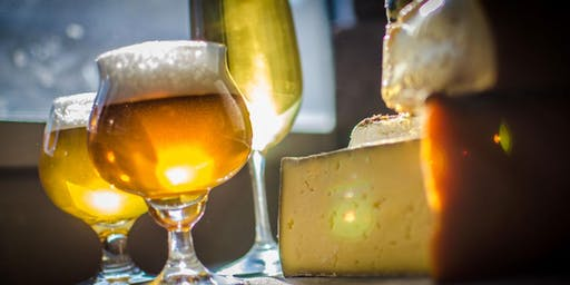 Better Together: Beer & Wine Pairing