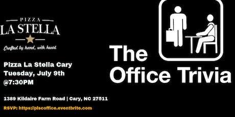 The Office Trivia at Pizza La Stella Cary tickets