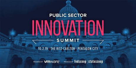 2019 Public Sector Innovation Summit tickets