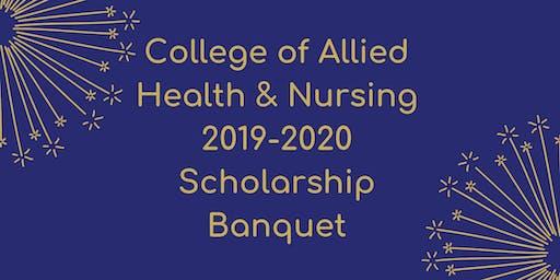 AH&N Scholarship Banquet 2019