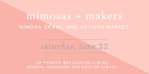 Mimosa Crawl and Artisan Market