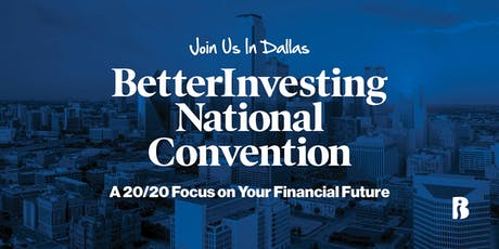 BetterInvesting National Convention 2020   tickets