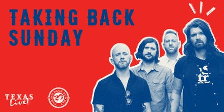 Taking Back Sunday tickets