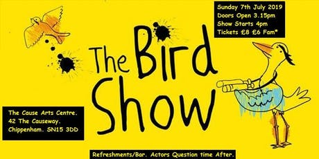 The Bird Show. - for the whole Family tickets