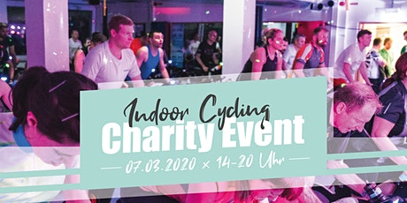 Indoor Cycling Charity Event billets